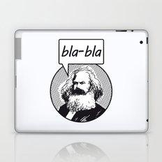 bla-bla Laptop & iPad Skin