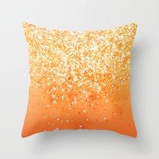 Glitteresques XVIII Throw Pillow