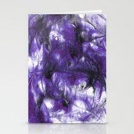 Abstract #23 Stationery Cards