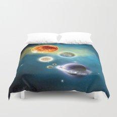 New Solar System Duvet Cover