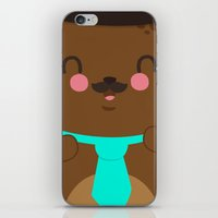 Bear Dad iPhone & iPod Skin