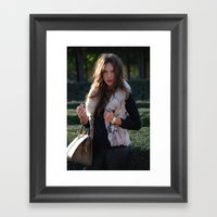 Fashion 5 Framed Art Print
