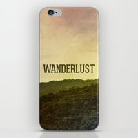 Wanderlust I iPhone & iPod Skin