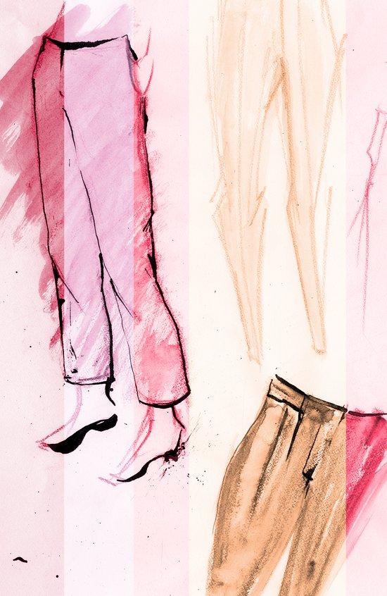 This Season: Pants! Art Print