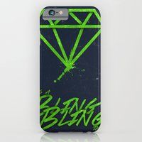 iPhone & iPod Case featuring The BlingBling Thing by Vloh