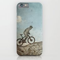Mountain Biking iPhone 6 Slim Case