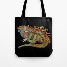 Iguana 2 Tote Bag