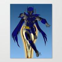 Bat-Fett Canvas Print