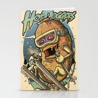 HotDoggers! Stationery Cards