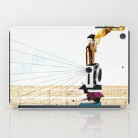 pitying muse iPad Case