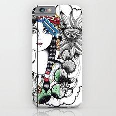 Cactus Eye Pop Style iPhone 6 Slim Case