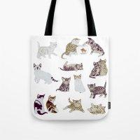 Little Kittens Tote Bag