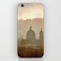 Cityscape - late afternoon iPhone & iPod Skin