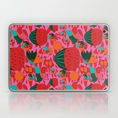 Watermelons and butterflies Laptop & iPad Skin