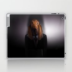 Good-Night, Sir Hound Laptop & iPad Skin