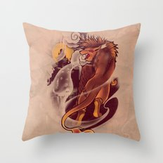Valley Of The Fallen Sta… Throw Pillow