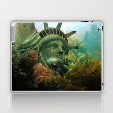 East Coast Sightseeing Laptop & iPad Skin