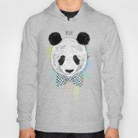 Hello Panda Hoody