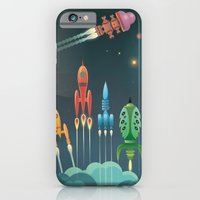 iPhone & iPod Case featuring Grand Départ by Exit Man