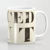 Spaced Out Mug