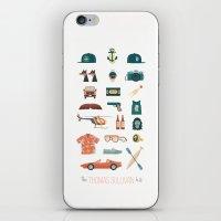 The Thomas Sullivan Kit iPhone & iPod Skin