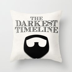 Community - The Darkest Timeline Throw Pillow