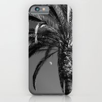 iPhone & iPod Case featuring Desert Moon by Todd Langland
