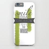 Smile iPhone 6 Slim Case