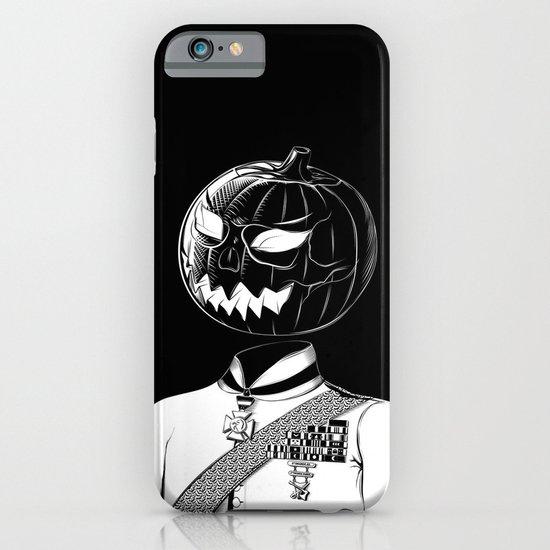 Sir Halloween iPhone & iPod Case