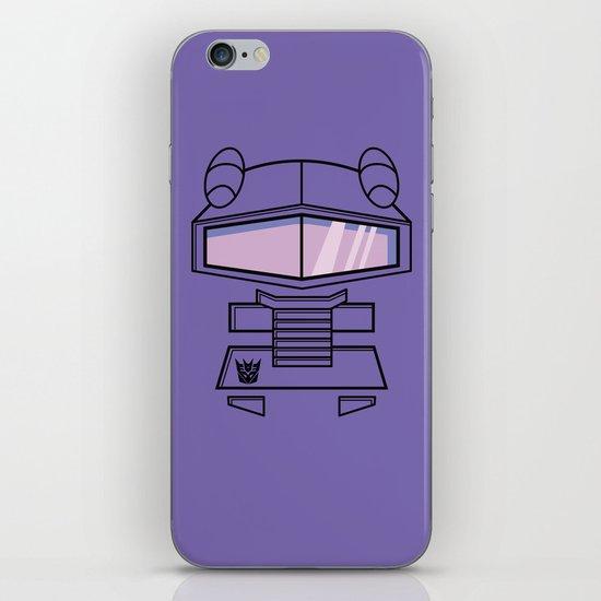 Transformers - Shockwave iPhone & iPod Skin