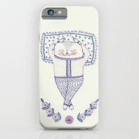Sleepy Cat iPhone 6 Slim Case