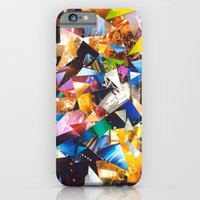 iPhone & iPod Case featuring Collage Love: Music by Ornaart
