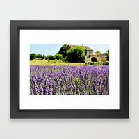A place to be . photography Framed Art Print