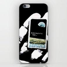 In The Beginning iPhone & iPod Skin