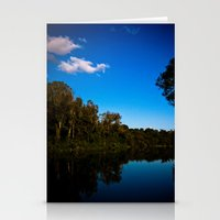 The Way Of The River Stationery Cards