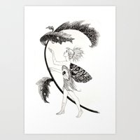 Tink of Neverland Art Print
