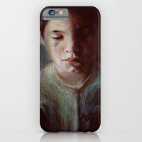 iPhone & iPod Case featuring untitled (dear god) by karien deroo