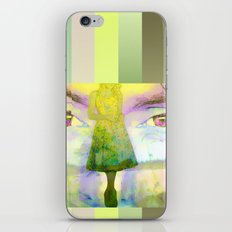 Disjointed Memory  iPhone & iPod Skin