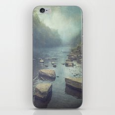 Stones in A River iPhone & iPod Skin