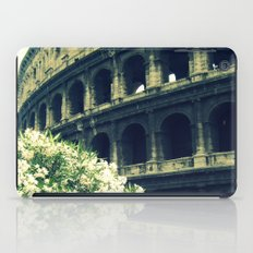 Summer in the Center iPad Case