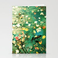 Turning a New Leaf Stationery Cards