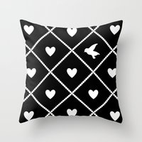 Always Near (from The Va… Throw Pillow