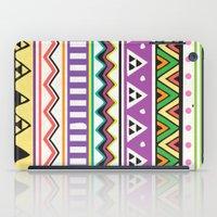Colouful Aztec iPad Case