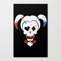 Hi Boys! Canvas Print