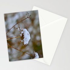 Snow Fall Stationery Cards