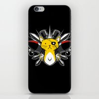 Diabolicat iPhone & iPod Skin