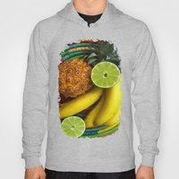Banana Pineapple Lime Hoody