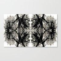 Defouloir Canvas Print