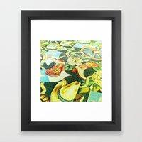 Texas Hotel Framed Art Print