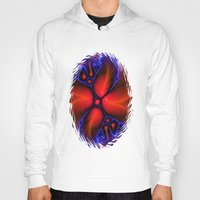 Fractal Feathers Hoody